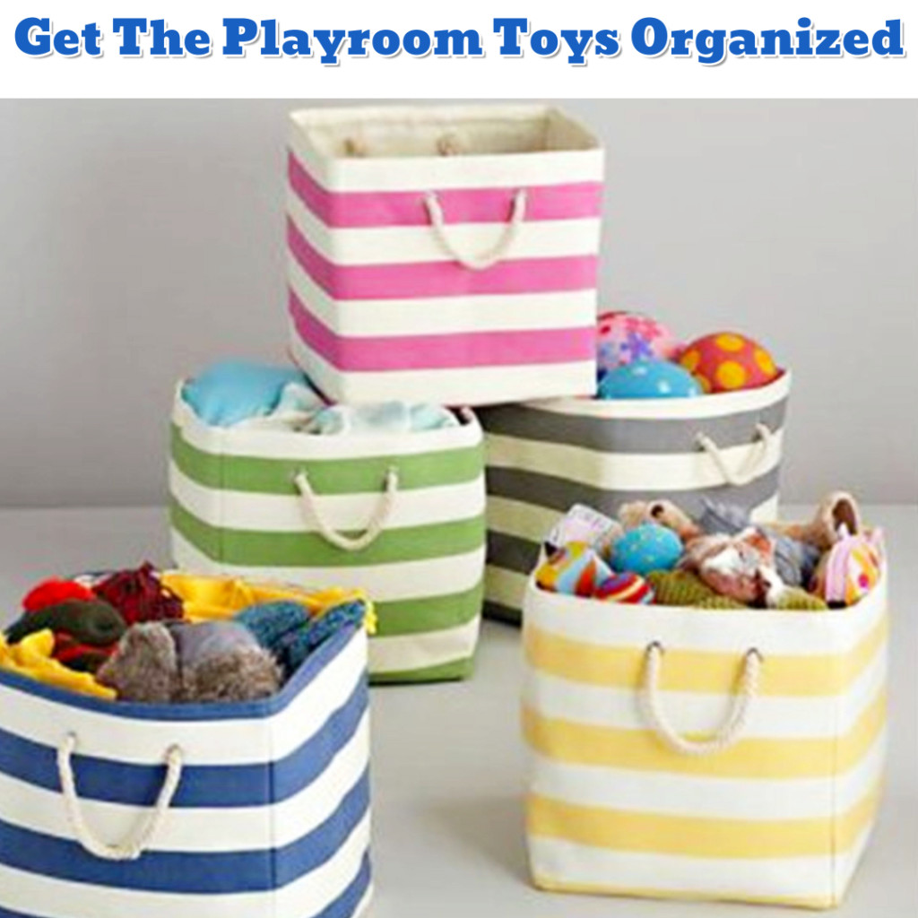 Toy organization ideas - Getting Organized - 50+ Easy DIY organization Ideas To Help Get Organized #getorganized #gettingorganized #organizationideasforthehome #diyhomedecor #organizingideas #cleaninghacks #lifehacks #diyideas