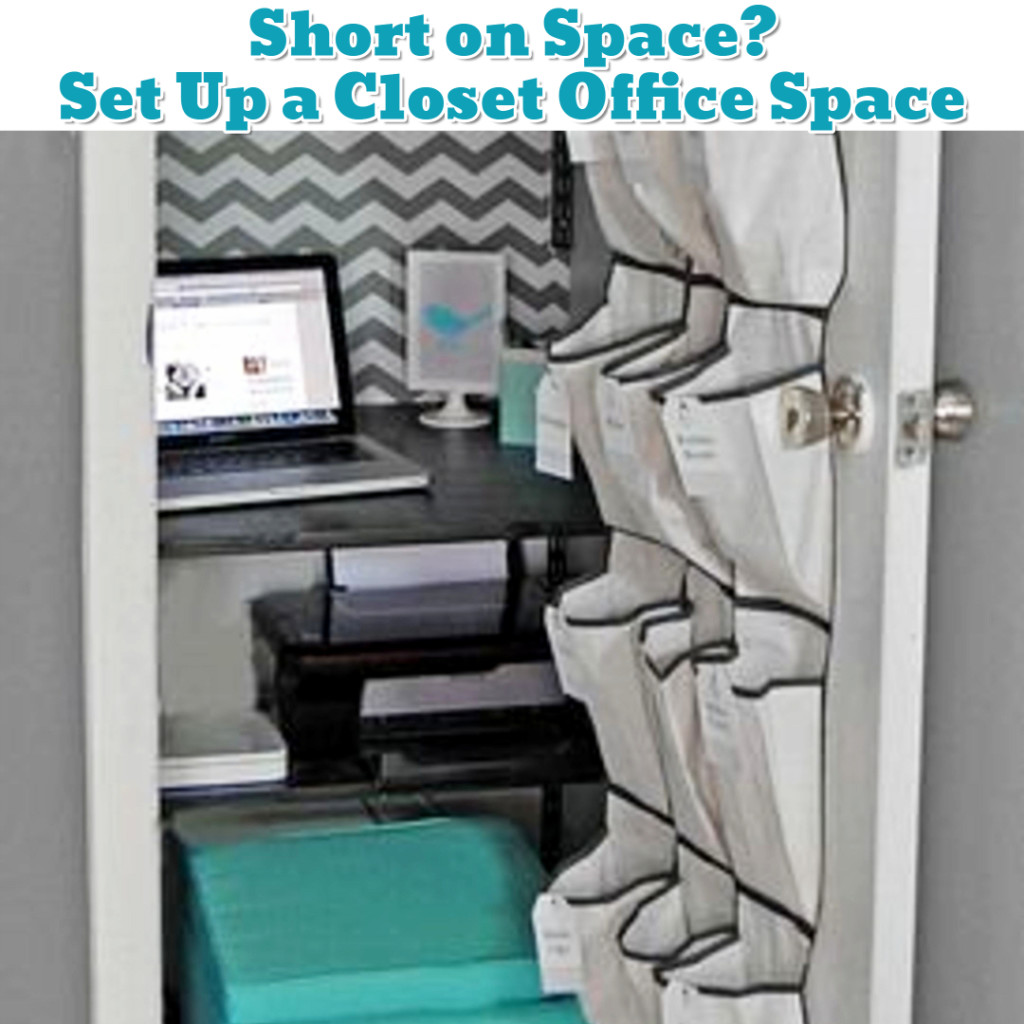 Small office organization ideas - Getting Organized - 50+ Easy DIY organization Ideas To Help Get Organized #getorganized #gettingorganized #organizationideasforthehome #diyhomedecor #organizingideas #cleaninghacks #lifehacks #diyideas
