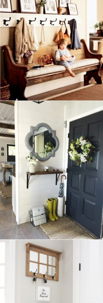 Small Foyer Decorating Ideas Apartment Entryway How To Decorate A Very