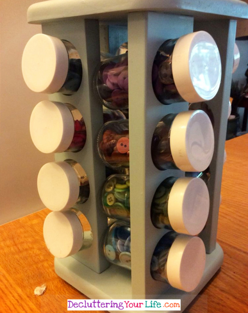 Craft Supplies Storage Ideas Using Unexpected Items From Around Your House Room Organizing
