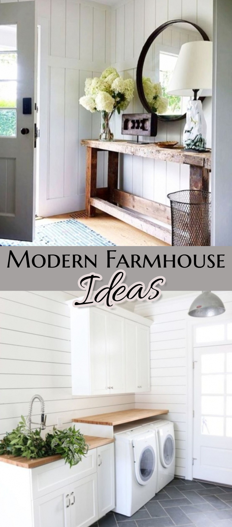 Modern Farmhouse Decorating Ideas For Every Room In Your Home Gorgeous Decor