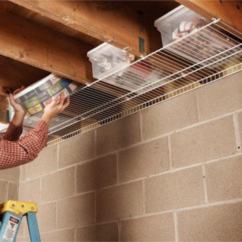 Storage Hacks How To Organize A Small House With No Storage Space