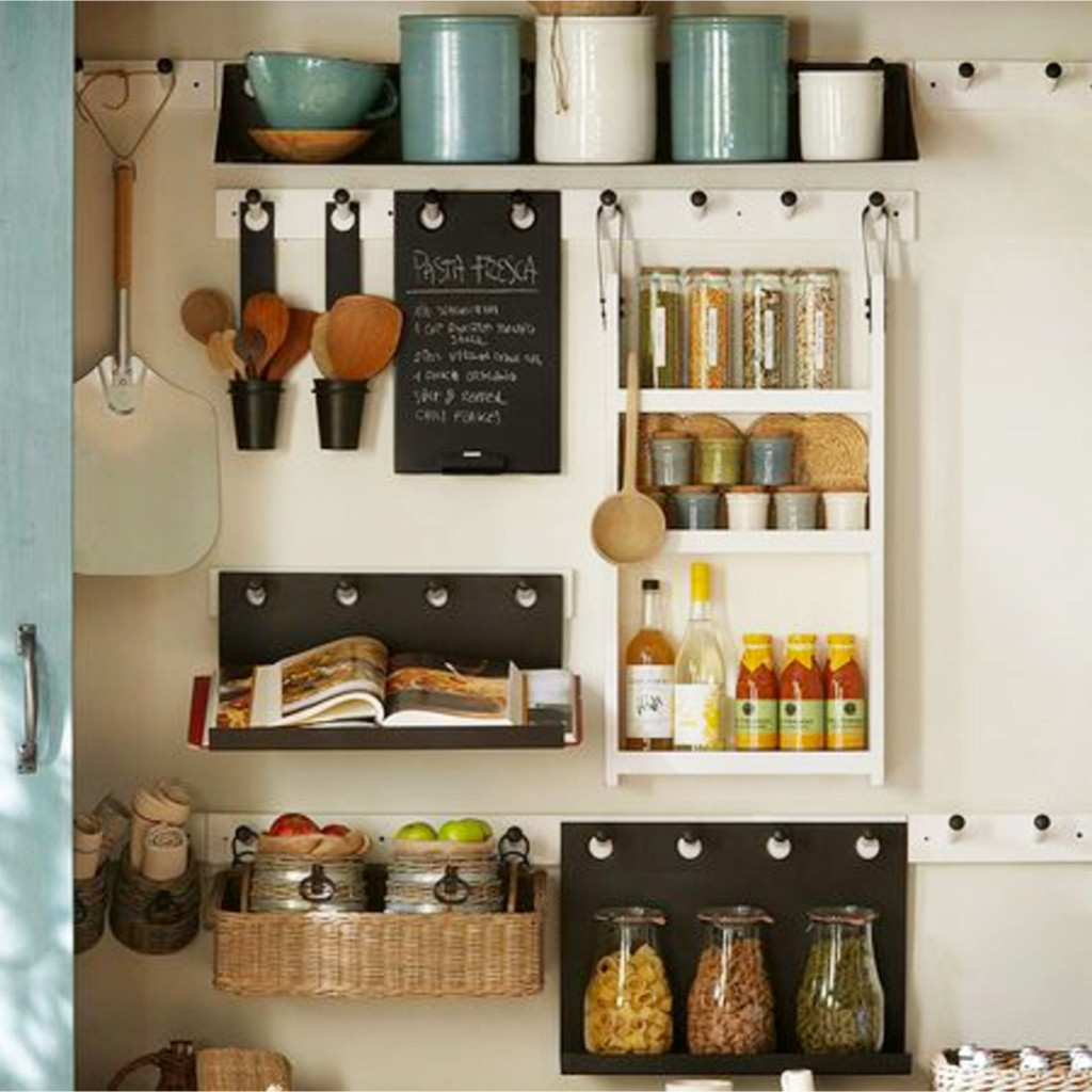 No Pantry How To Organize A Small Kitchen Without A Pantry Decluttering Your Life