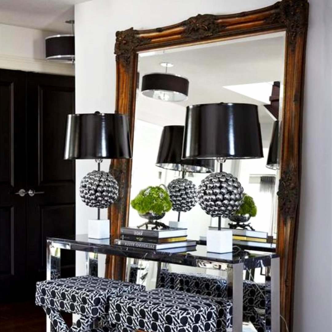 Small Front Foyer Ideas Love The Mirror In This Entryway Hallway Foyerdecorideas
