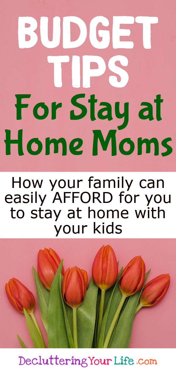 Stay at home mom budget tips - budgeting for beginners to get started with frugal living in simple ways so YOU can be a stay at HOME mom - Budgeting 101 for new parents