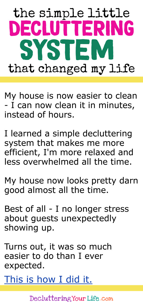 Deluttering Ideas when Feeling OVERWHELMED - clutter organization isn't the of decluttering ideas - to get clutter free before and after you need these decluttering life hacks (but not minimalism) Decluttering ideas for bedroom, toys, kitchen, closet, when moving, small spaces and more DIY decluttering ideas