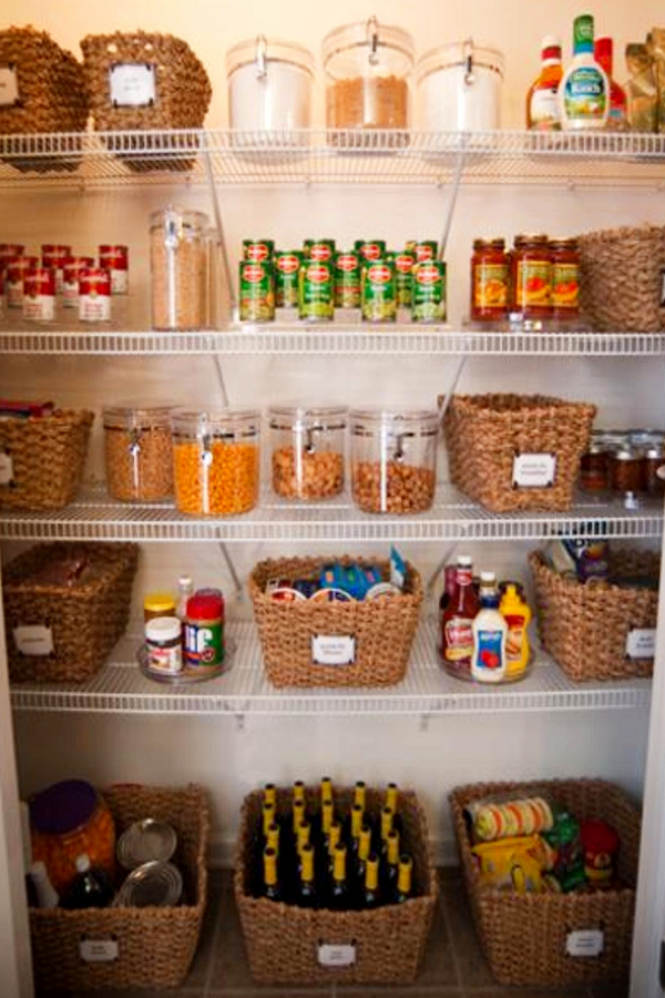 Kitchen Organization On A Budget For The Hopelessly Unorganized In 2021