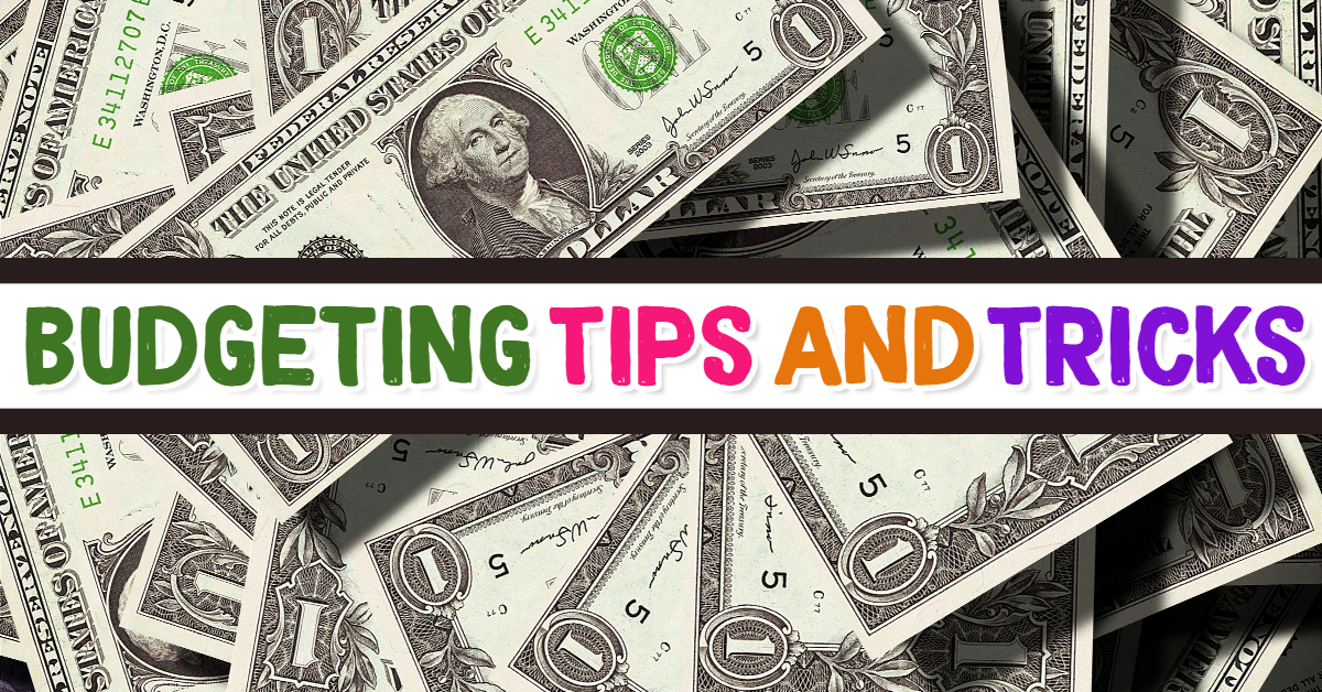 Budgeting Tips and Tricks To Declutter Your Finances, Save More Money and Stop Living Paycheck to Paycheck