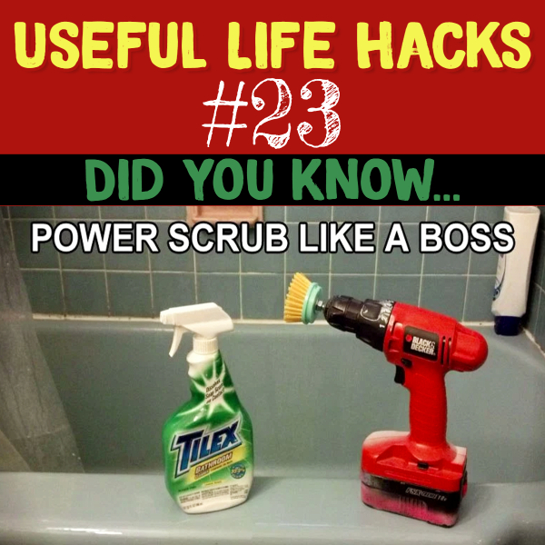 How to power clean your bathroom (the EASY way) Useful life hacks to make life easier - household hacks... MIND BLOWN!