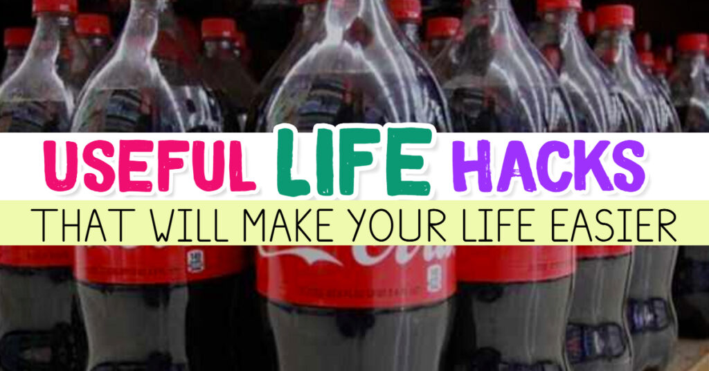 Useful Life Hacks That WILL Make Your Life Easier!