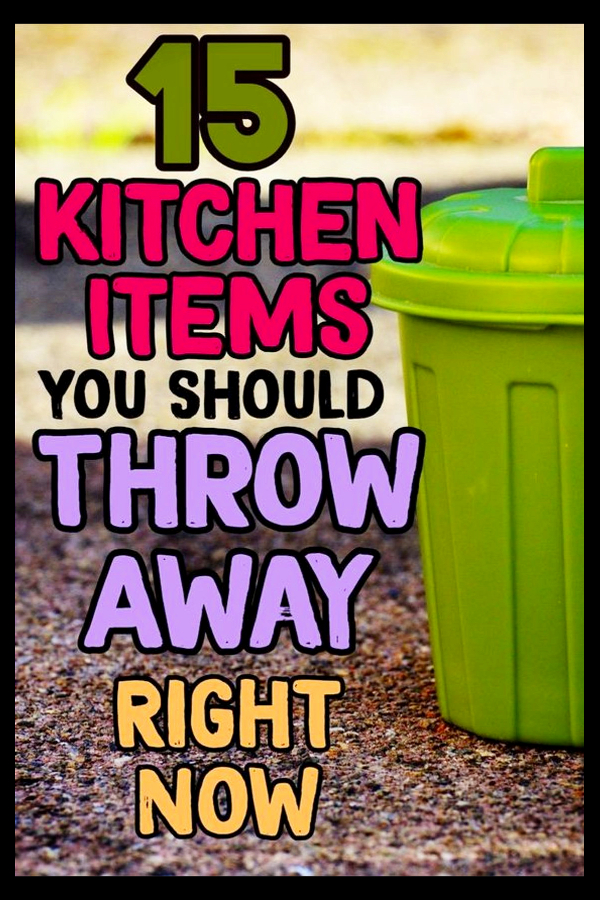 Kitchen Clutter Solutions - how to get rid of kitchen stuff and WHAT kitchen stuff to get rid of for a tidy kitchen. How to hide kitchen clutter - declutter kitchen minimalist style - what to keep on kitchen island and how to declutter the kitchen counter, cabinets and pantry for clearing clutter in your kitchen - list of things to get rid of kitchen