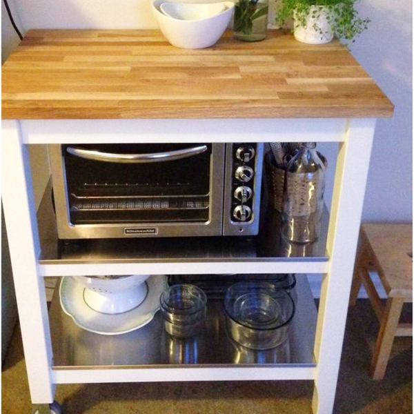 How To Arrange Appliances In Small Kitchens Without Adding More Kitchen Clutter Decluttering Your Life