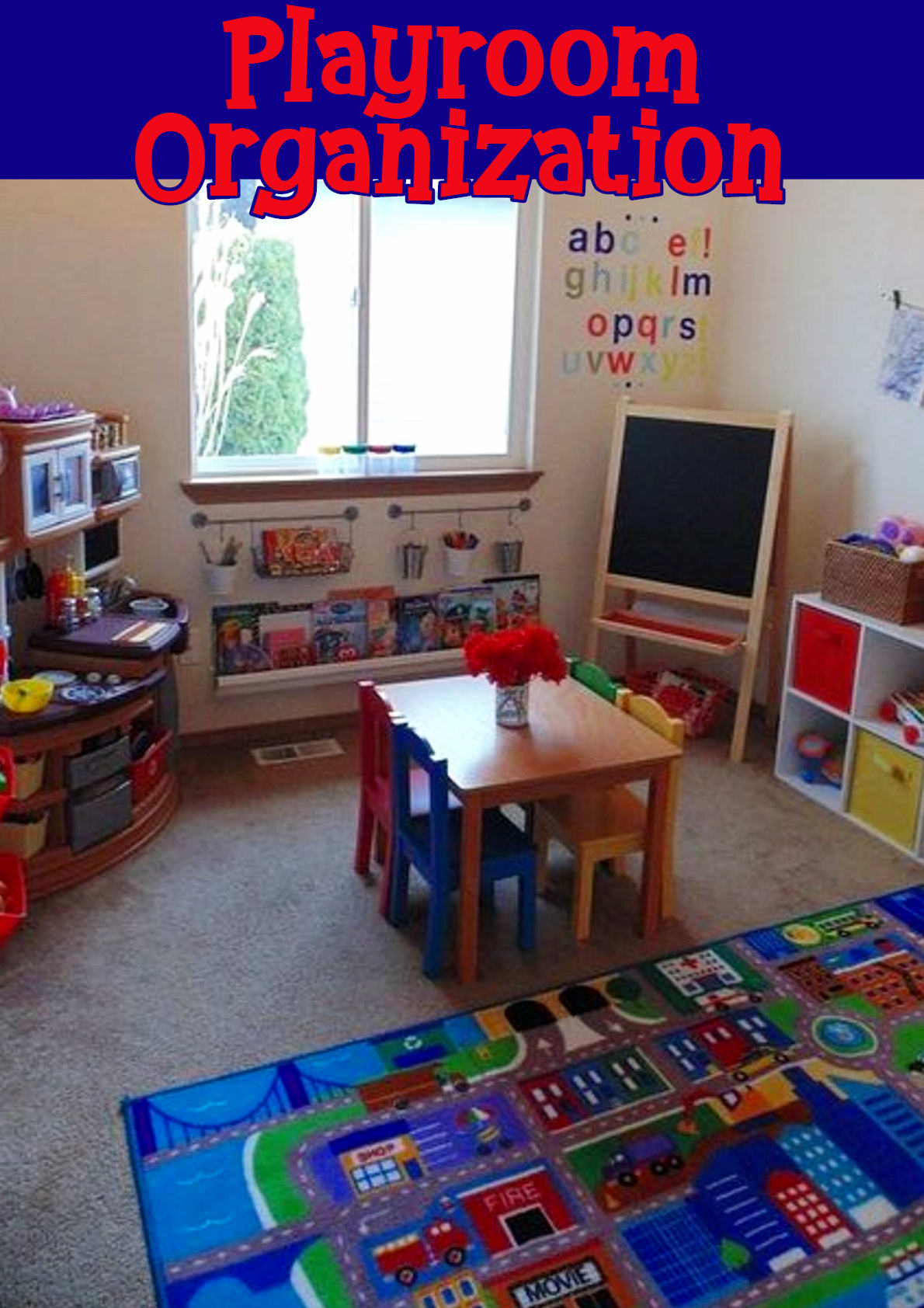 Playroom Organization Ideas - let's declutter and organize toys in the playroom, living room, bedroom, in your kids toy closet or their room even if you're on a budget with these cheap DIY Dollar Store toy storage ideas for small spaces. Organizing toys in kids rooms and other toys storage solutions for small spaces - organize kids toys, games, books, stuffed animals, action figures, hot wheels and legos with these home organization ideas and tips - this is how to organize toys and declutter toy clutter