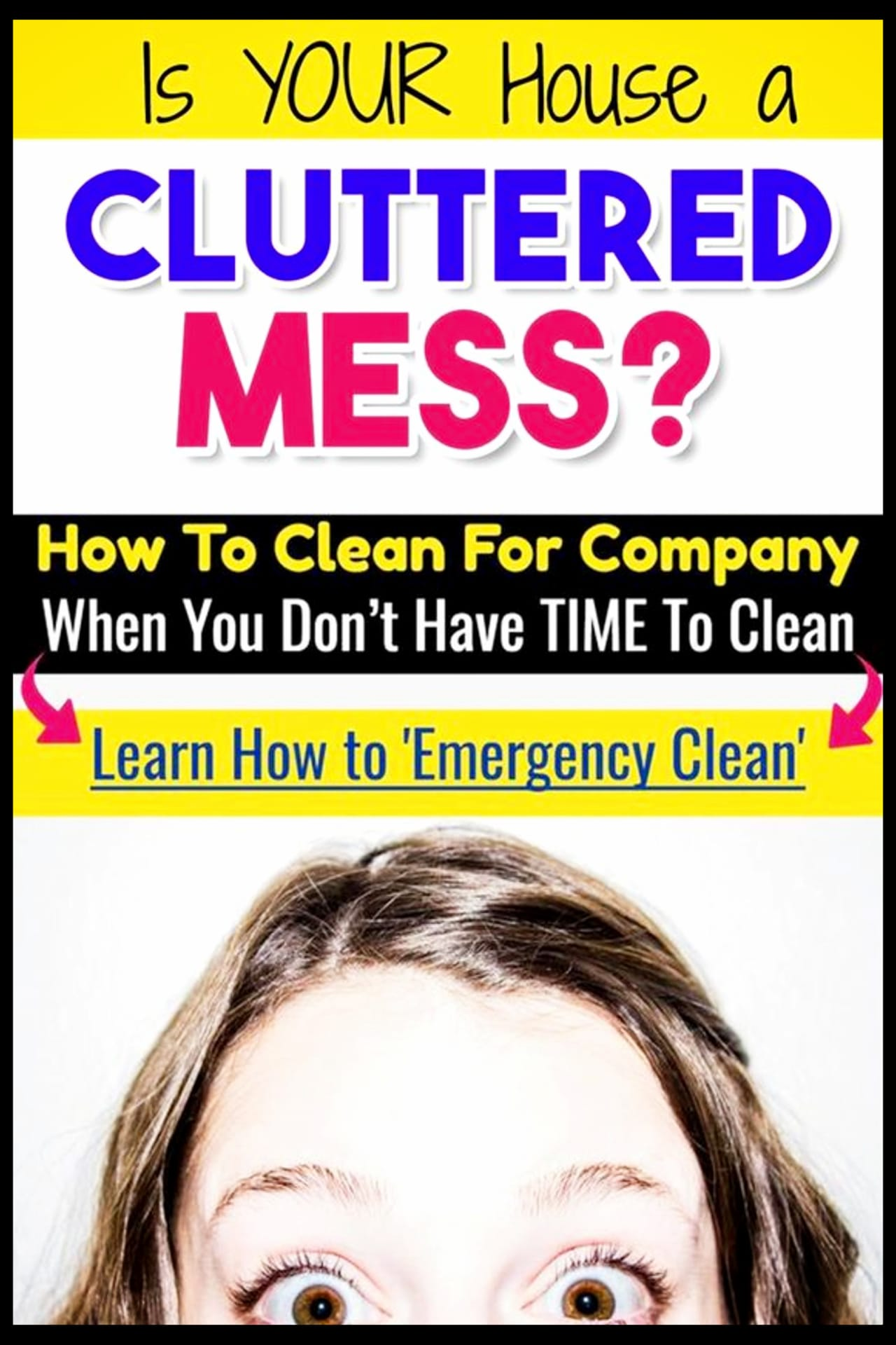 cleaning checklist for company - these speed cleaning tips are an easy checklist to clean for guests