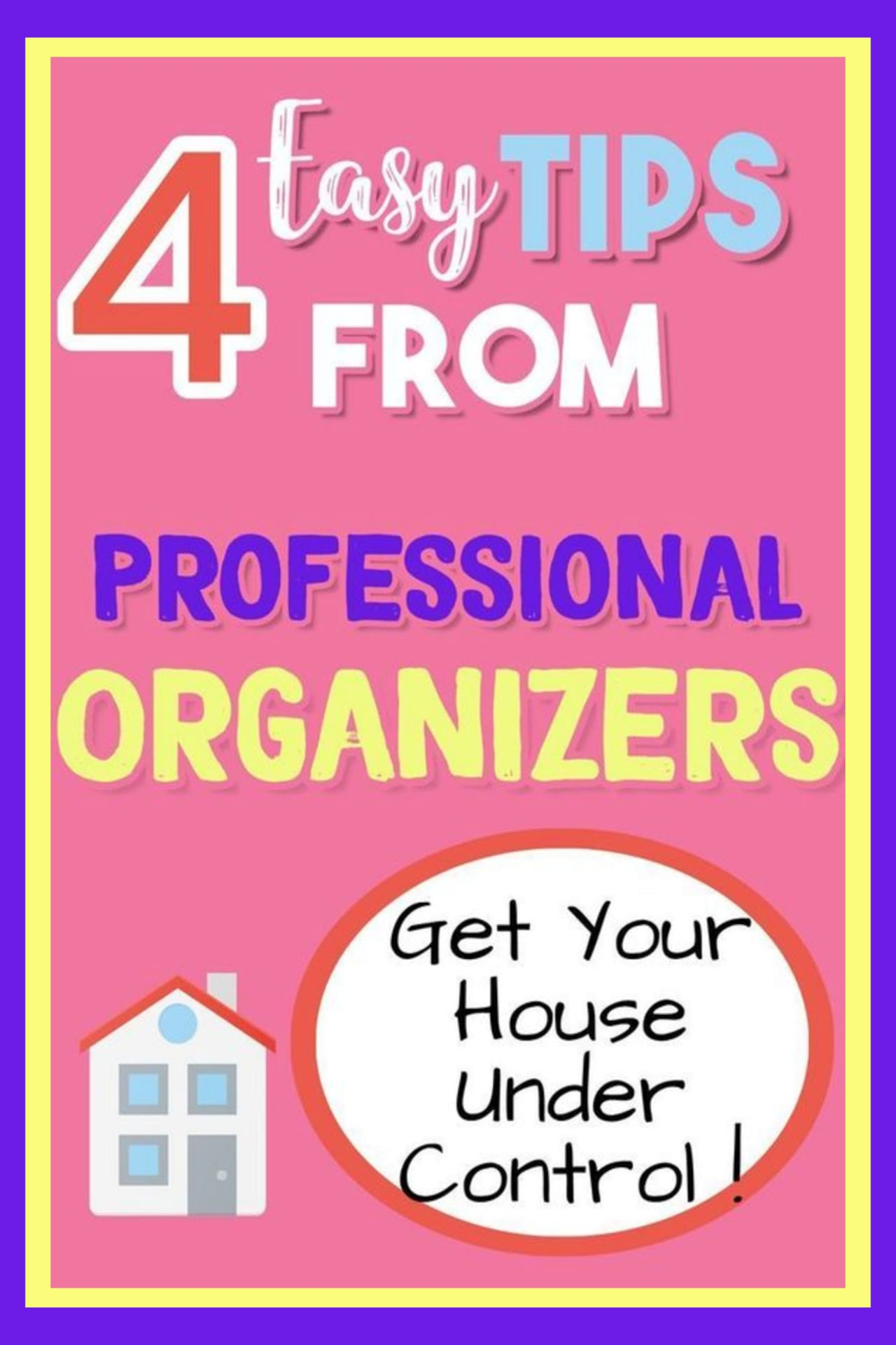 Decluttering Ideas-Feeling Overwhelmed? These clutter organization tips, organizing ideas, tips and tricks from Professional Organizer Tips and organization ideas will help you get organized at home with hoarding help, decluttering tips for pack rats and more decluttering ideas to declutter and organize your home and your life (even if overwhelmed by your clutter and messy house)