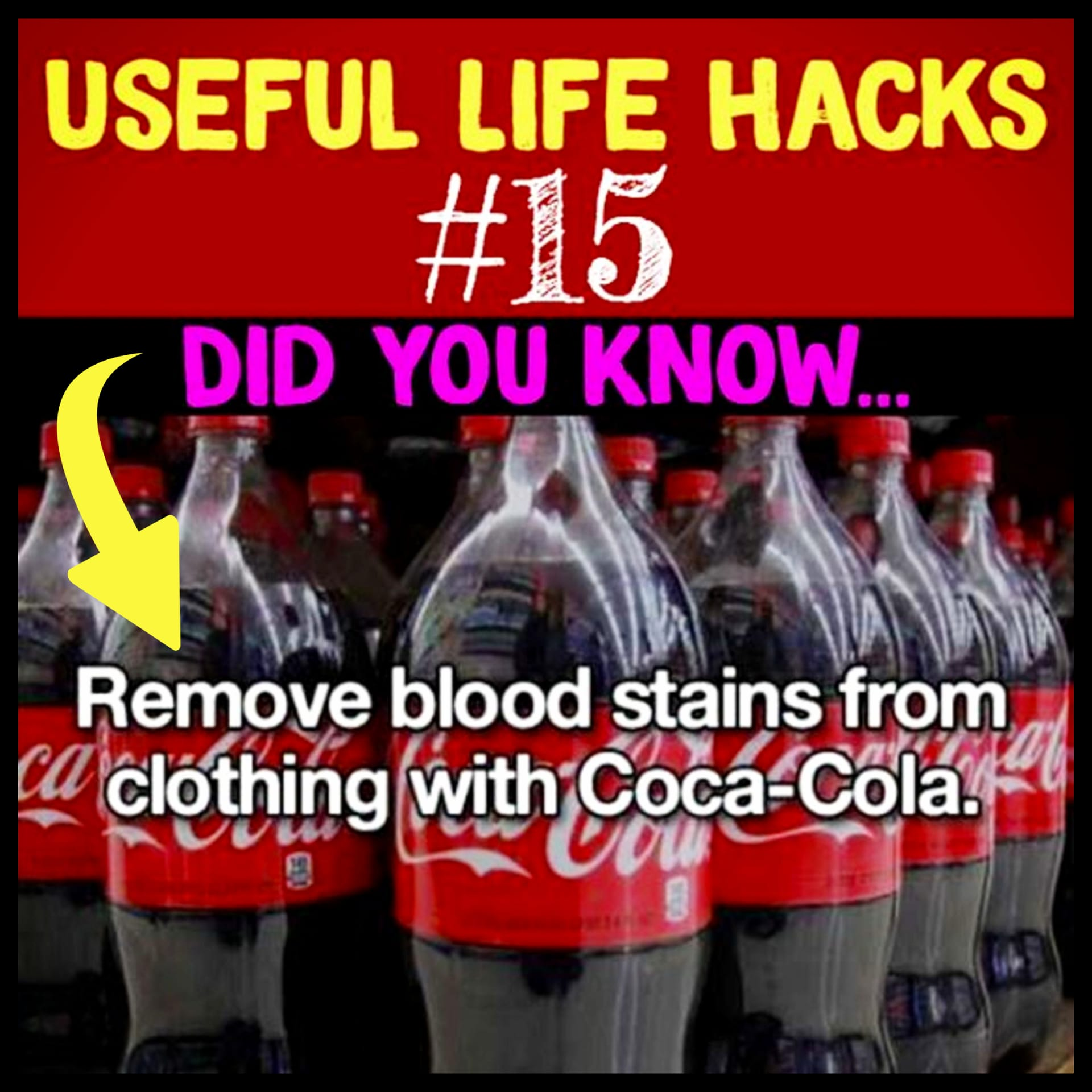 Blood stain removal from a mattress, sheets, clothes, carpet, couch or any wet or dried blood stain - remove blood stains from clothes tips - how to remove blood stains and more Useful Life Hacks - MIND BLOWN!  Households life hacks and good to know hacks tips and lifehacks - these household hacks, cleaning tips & tricks are such helpful hints and life changing lifehacks