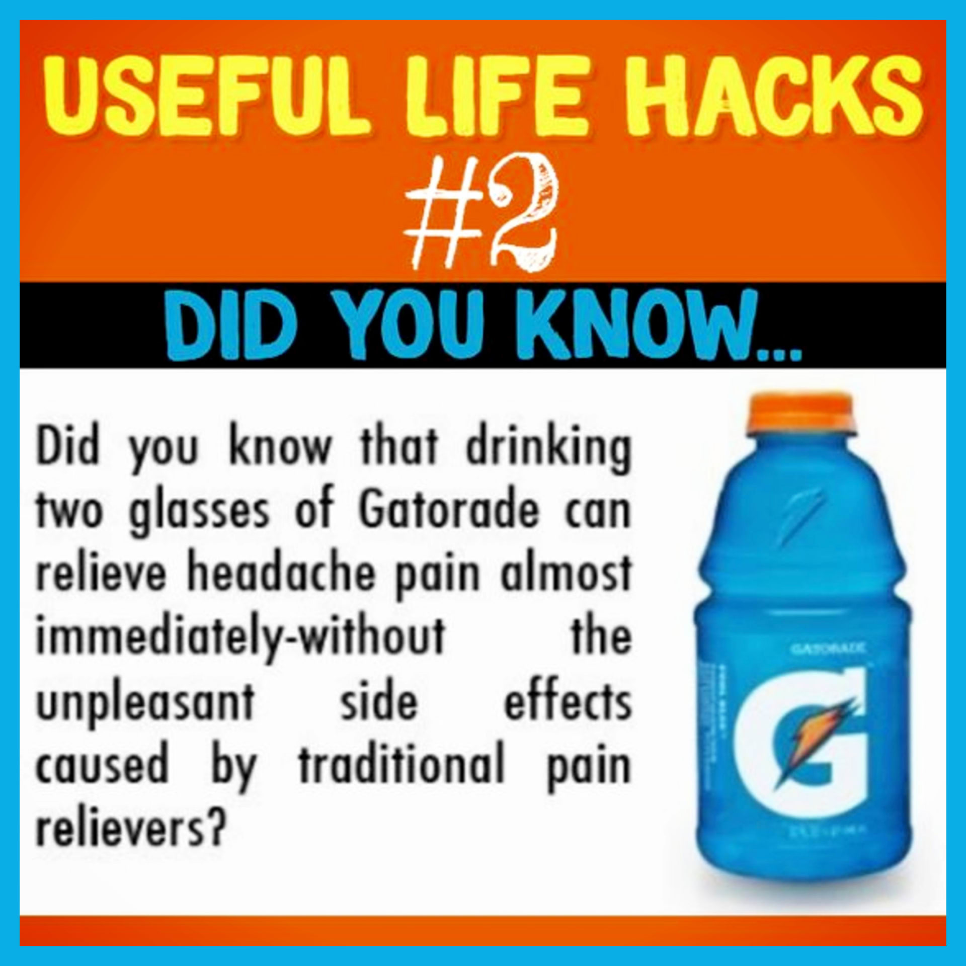 Headache relief - instant relief from many tension, sinus, hangover and migraine headaches and more Useful Life Hacks - MIND BLOWN!  Households life hacks and good to know hacks tips and lifehacks - these household hacks, cleaning tips & tricks are such helpful hints and life changing lifehacks