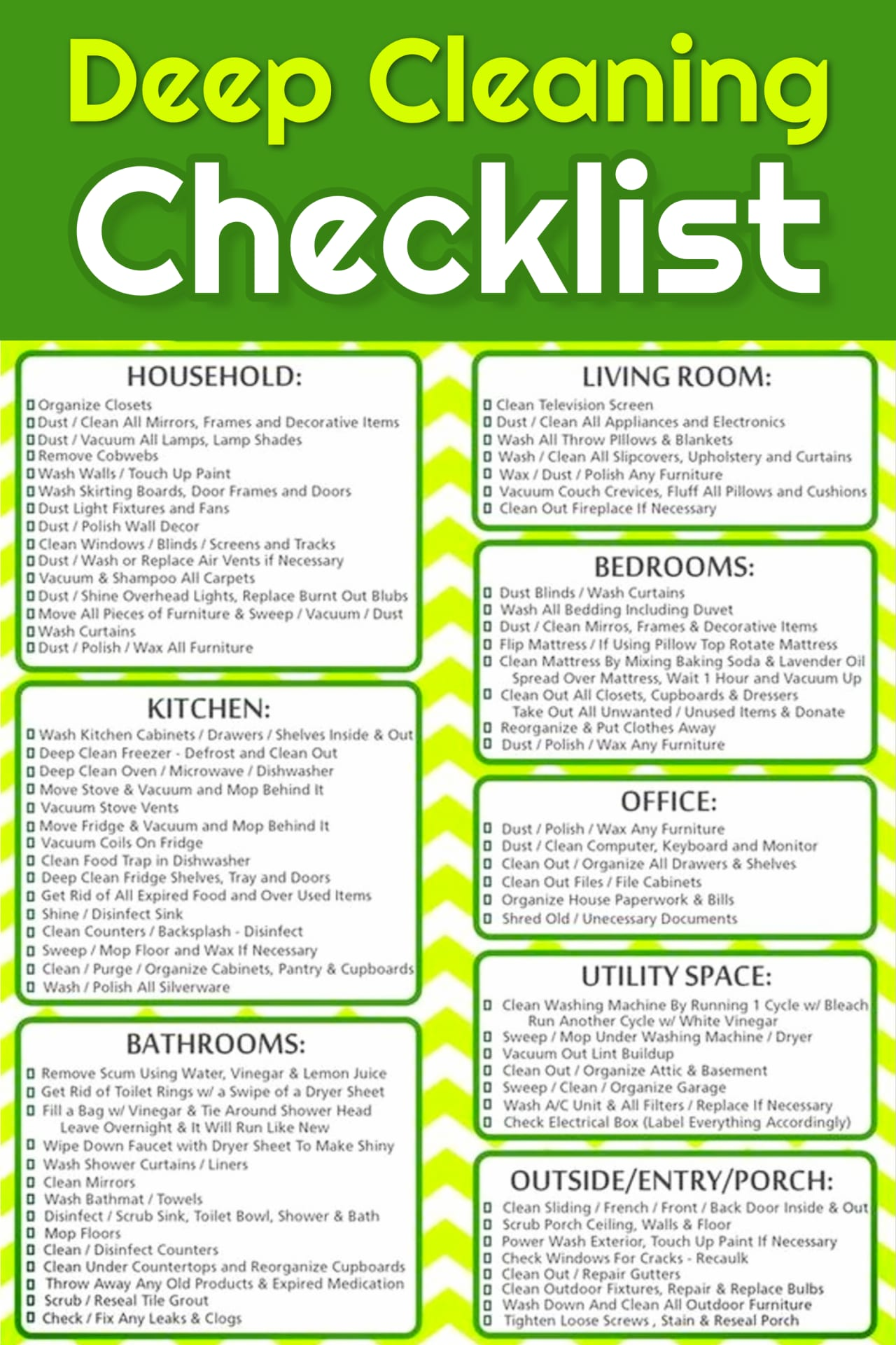 Deep Cleaning Checklist (free!) Deep Clean Your House or apartment! Free deep clean your house Checklist Printable - Free deep cleaning checklist - How to deep clean your house checklist with deep cleaning tasks for deep cleaning house like deep cleaning services Professionals - Deep cleaning list house, deep cleaning apartment, What IS deep cleaning and Deep Cleaning vs Regular Cleaning -  whole house deep cleaning, deep cleaning checklist pdf, initial cleaning checklist