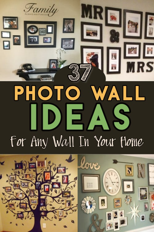 Photo Wall Ideas - Picture Wall Ideas - Gallery Wall Ideas - Living Room Wall Decor Ideas - Family Photo Wall Ideas - Gallery Wall Layout - wall picture ideas - accent wall ideas - family photo wall layouts foyer - living room gallery wall - rustic gallery wall - photograph wall - photo wall ideas without frames - photo wall ideas bedroom - photo wall ideas with frames - family picture wall arrangements - how to display family photos on wall - photo wall design ideas - picture wall collage - picture wall ideas pinterest - creative photo display ideas - family picture grouping ideas images - wedding picture wall ideas
