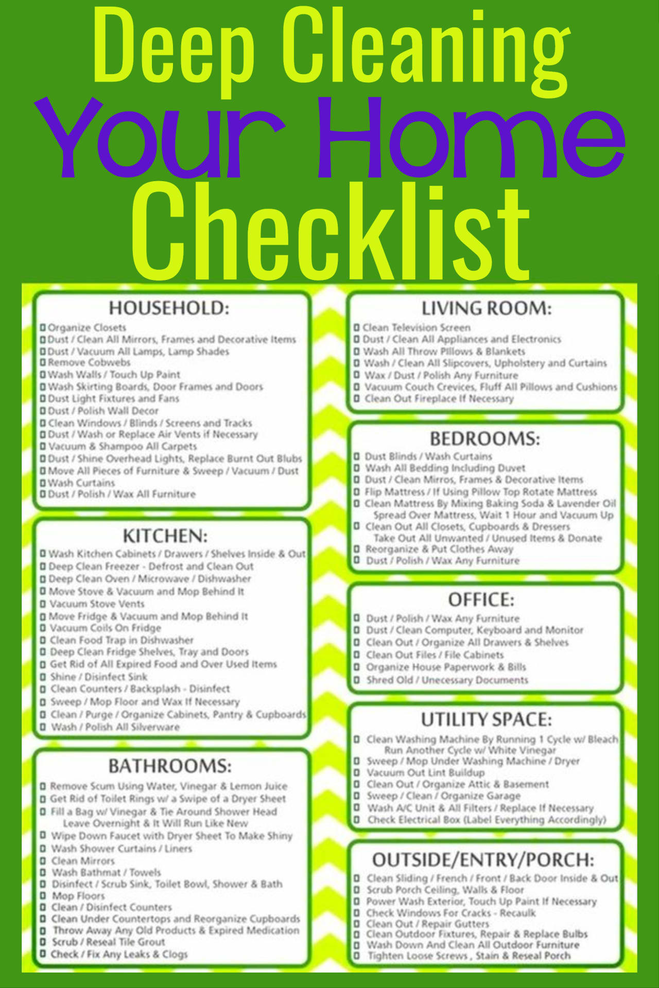 Deep Clean Your House or apartment checklist! Free Cleaning Checklist Printable - Free deep cleaning checklist - How to deep clean your house checklist with deep cleaning tasks for deep cleaning house like deep cleaning services Professionals - Deep cleaning list house, deep cleaning apartment, What IS deep cleaning and Deep Cleaning vs Regular Cleaning -  whole house deep cleaning, deep cleaning checklist pdf, initial cleaning checklist