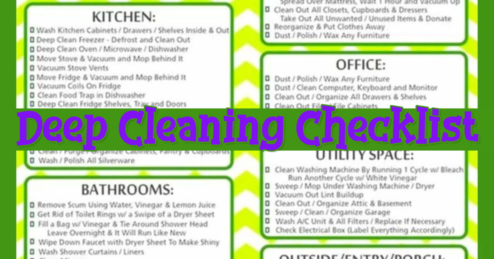 Deep Cleaning Checklist (free!) Deep Clean Your House or apartment! Free Cleaning Checklist Printable - Free deep cleaning checklist - How to deep clean your house checklist with deep cleaning tasks for deep cleaning house like deep cleaning services Professionals - Deep cleaning list house, deep cleaning apartment, What IS deep cleaning and Deep Cleaning vs Regular Cleaning -  whole house deep cleaning, deep cleaning checklist pdf, initial cleaning checklist